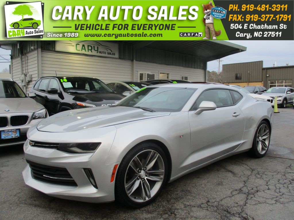 2017 CHEVROLET CAMARO LT RS Package for sale by dealer