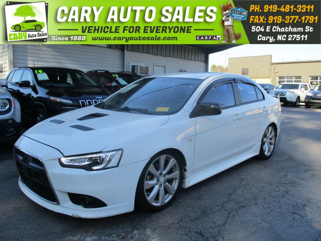 2011 MITSUBISHI LANCER RALLIART TC-SST Ralliart AWD for sale by dealer