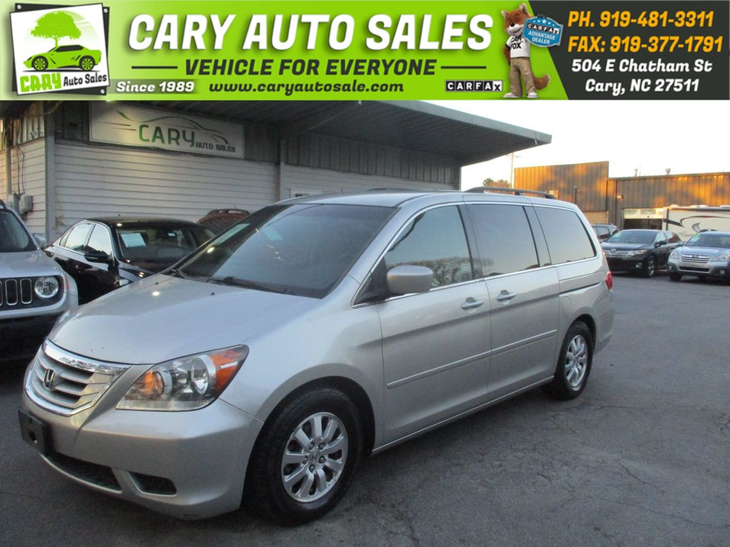 2009 HONDA ODYSSEY EX for sale by dealer
