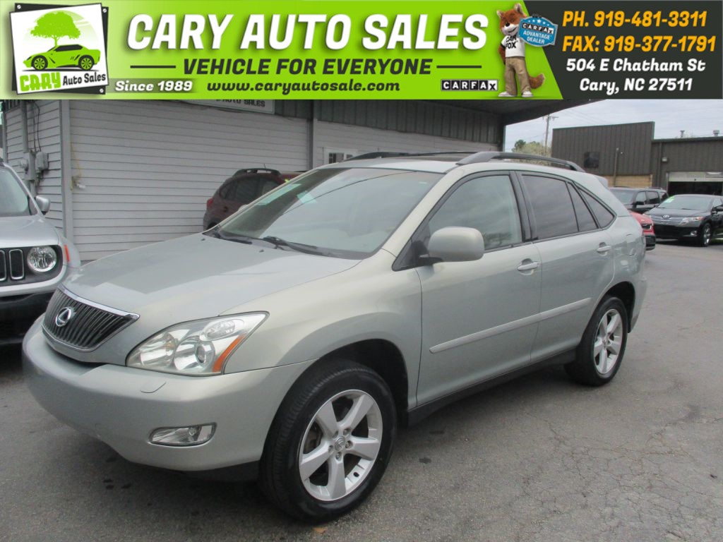 2006 LEXUS RX 330 for sale by dealer