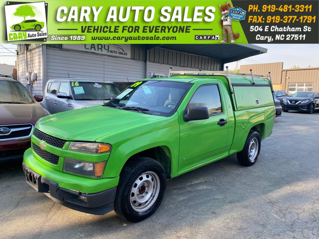 2009 CHEVROLET COLORADO for sale by dealer