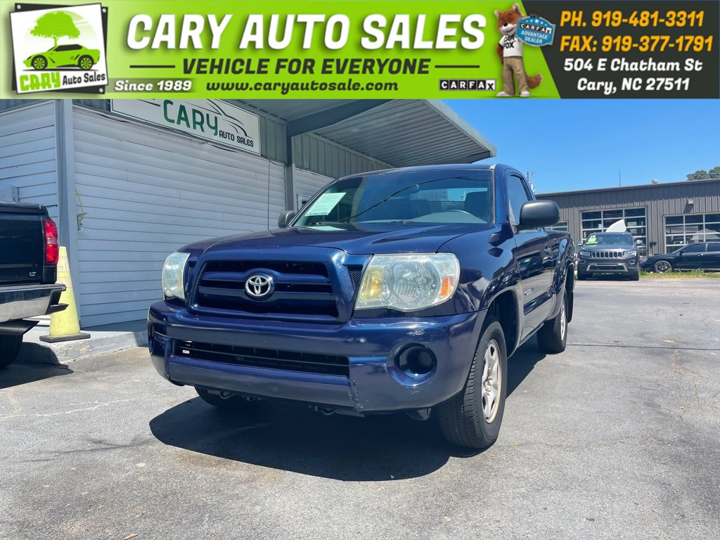 2005 TOYOTA TACOMA for sale by dealer