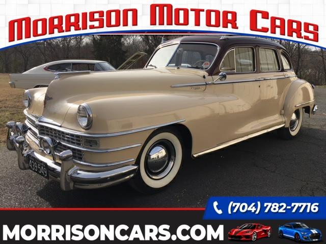 1948 Chrysler Traveler for sale by dealer