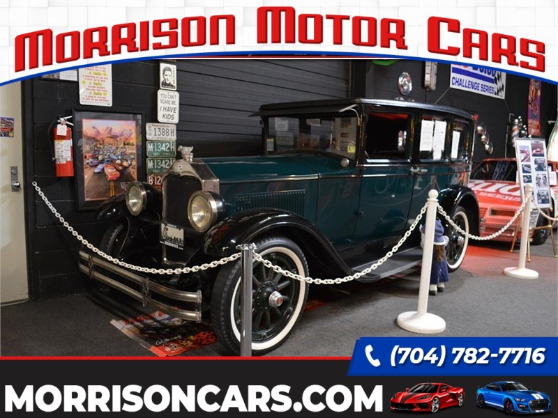 1928 Buick Master Six for sale by dealer