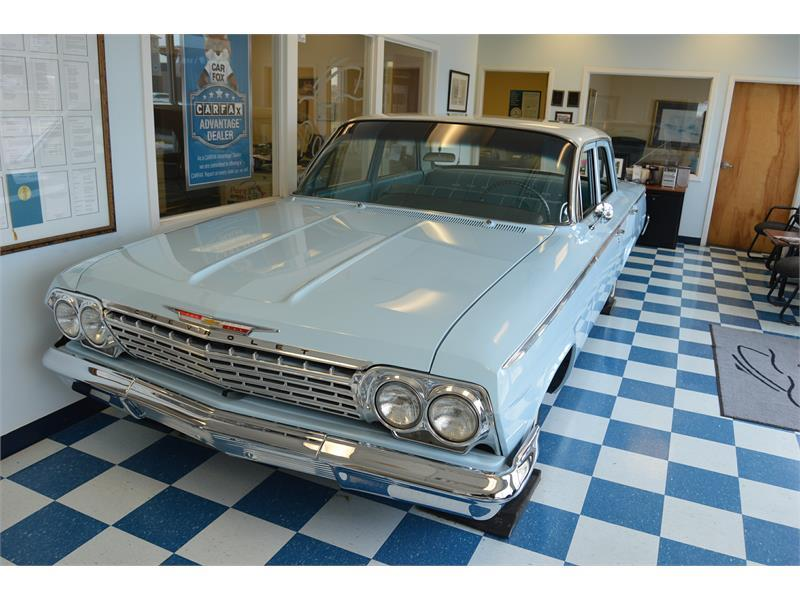1962 CHEVROLET BEL AIR for sale by dealer