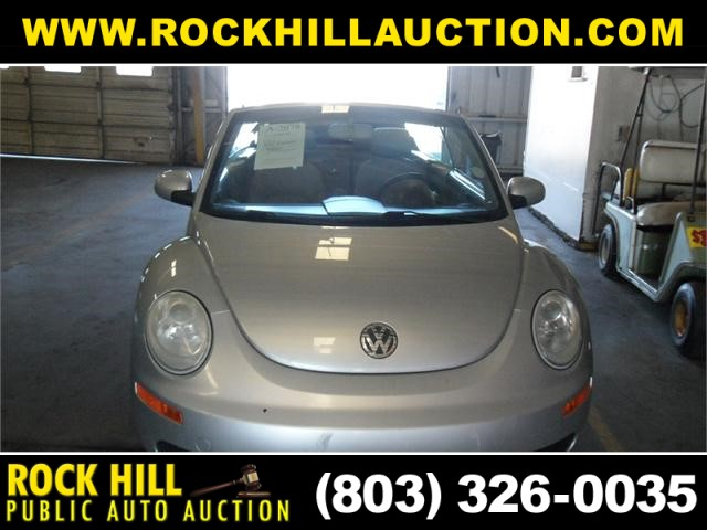 2006 VOLKSWAGEN NEW BEETLE CONV PKG1 for sale by dealer