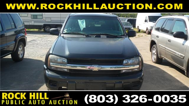 2003 CHEVROLET TRAILBLAZER for sale by dealer