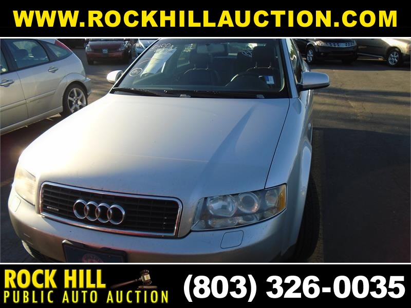 2004 AUDI A4 1.8T QUATTRO AWD for sale by dealer