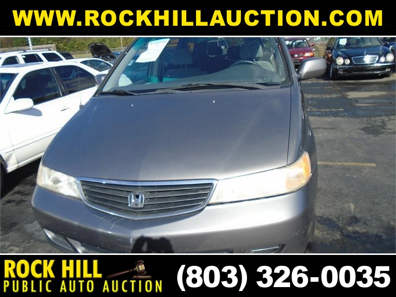 2000 HONDA ODYSSEY EX for sale by dealer