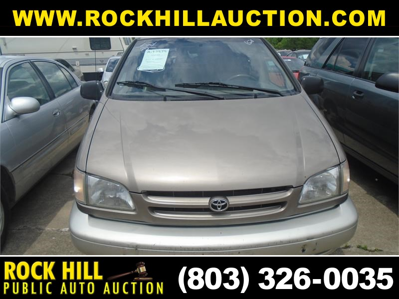 1999 TOYOTA SIENNA LE/XLE for sale by dealer