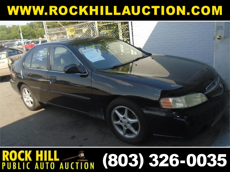 2000 NISSAN ALTIMA XE/GXE/SE/GLE for sale by dealer