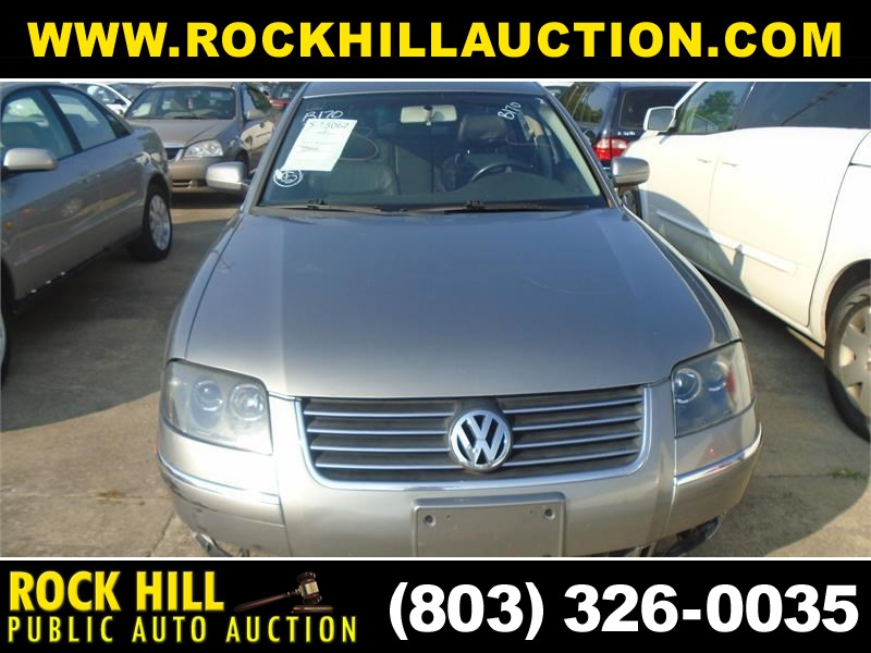 2003 VOLKSWAGEN PASSAT GLS for sale by dealer