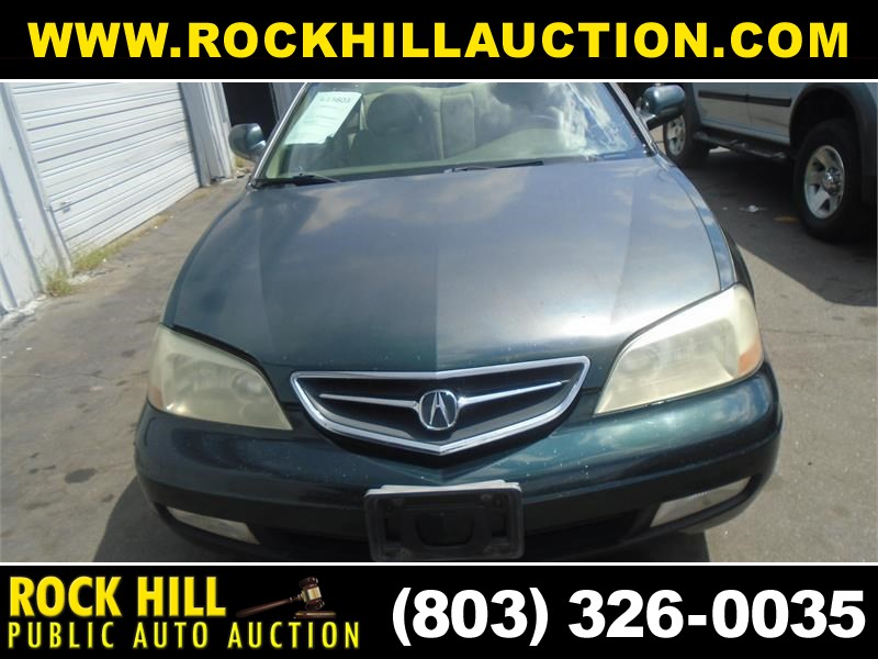 2001 ACURA 3.2 CL for sale by dealer