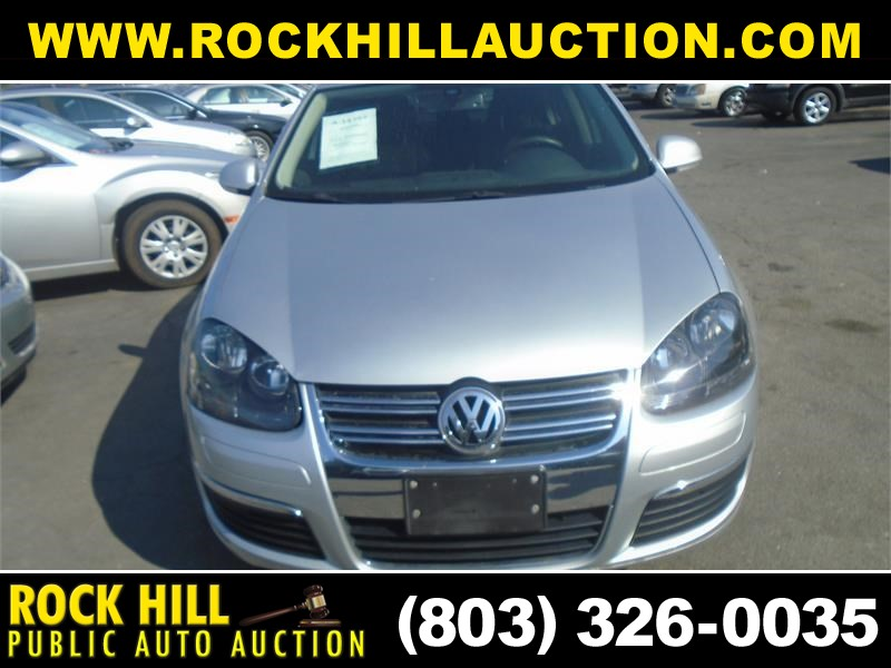 2005 VOLKSWAGEN NEW JETTA 2.5 PKG 1 for sale by dealer