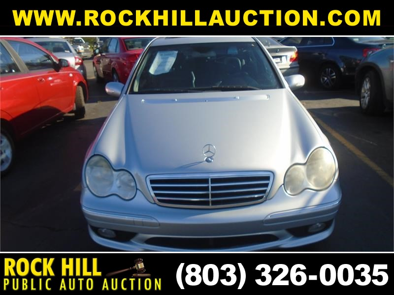 2007 MERCEDES-BENZ C230 for sale by dealer