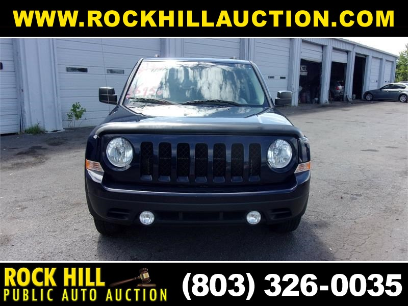 2012 JEEP PATRIOT SPORT for sale by dealer