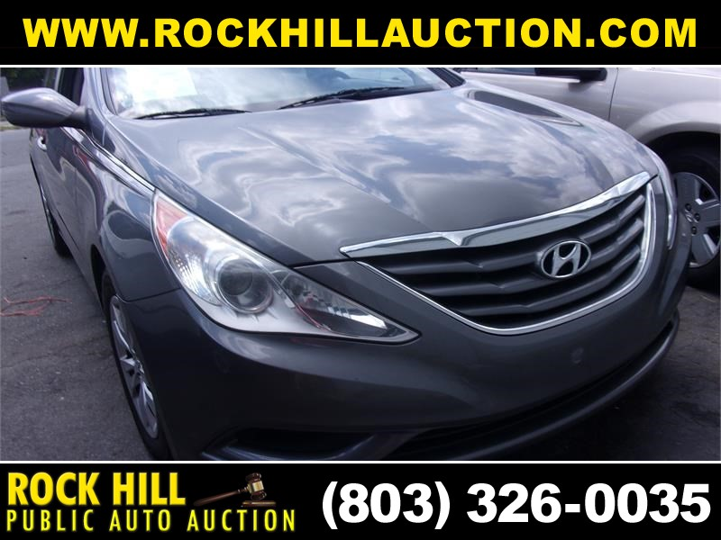 2011 HYUNDAI SONATA GLS for sale by dealer