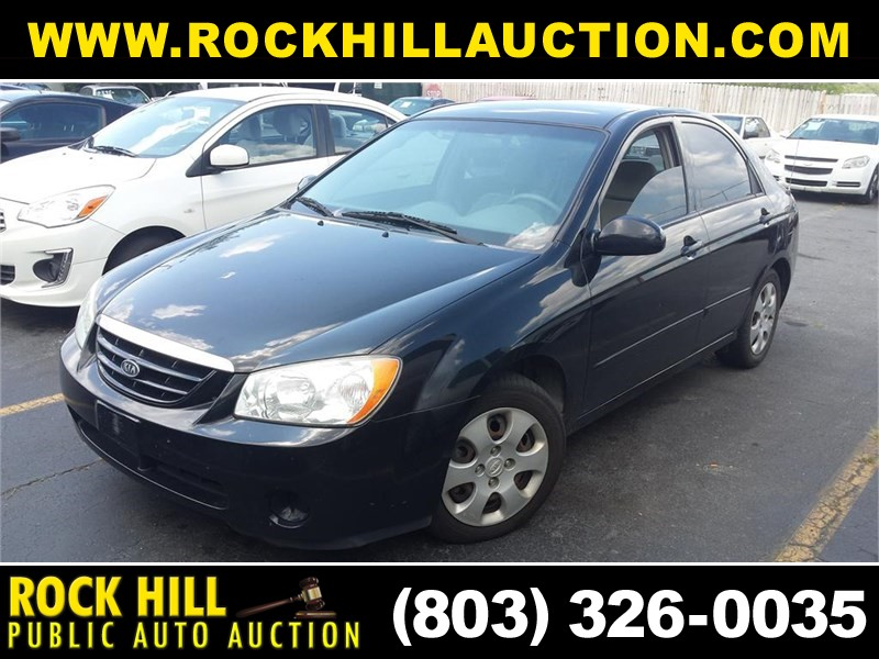2006 KIA NEW SPECTRA LX/EX for sale by dealer
