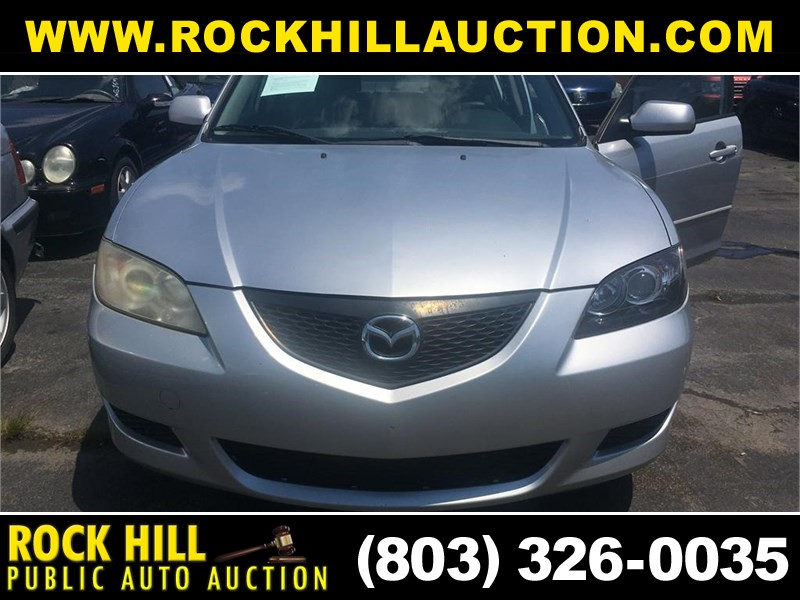 2005 MAZDA MAZDA3I for sale by dealer