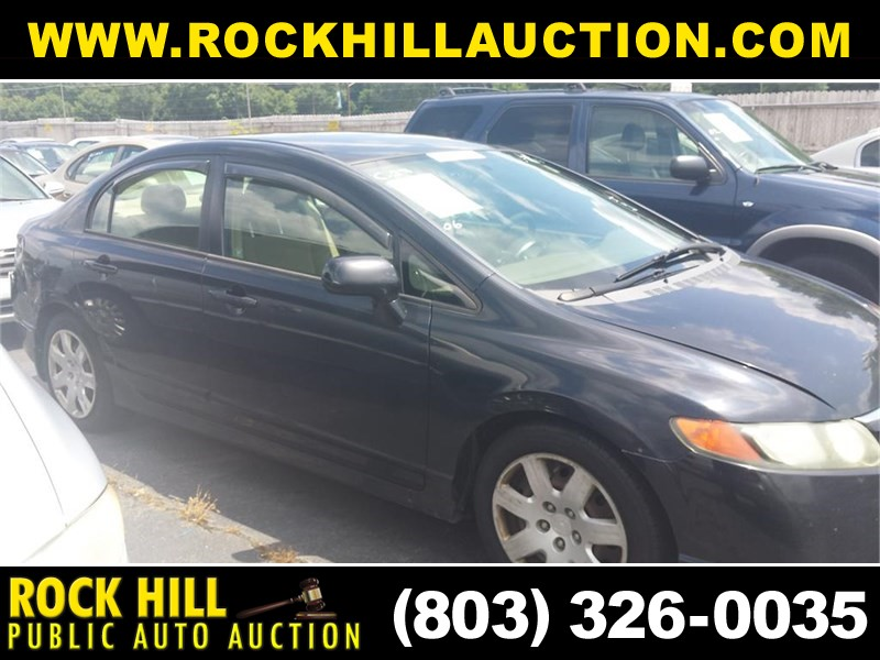 2006 HONDA CIVIC LX for sale by dealer