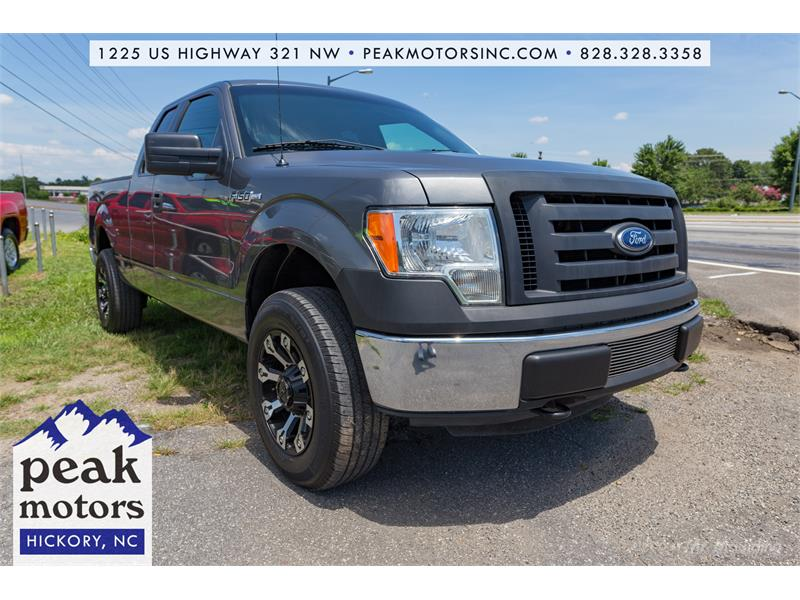 2012 Ford F-150 for sale by dealer