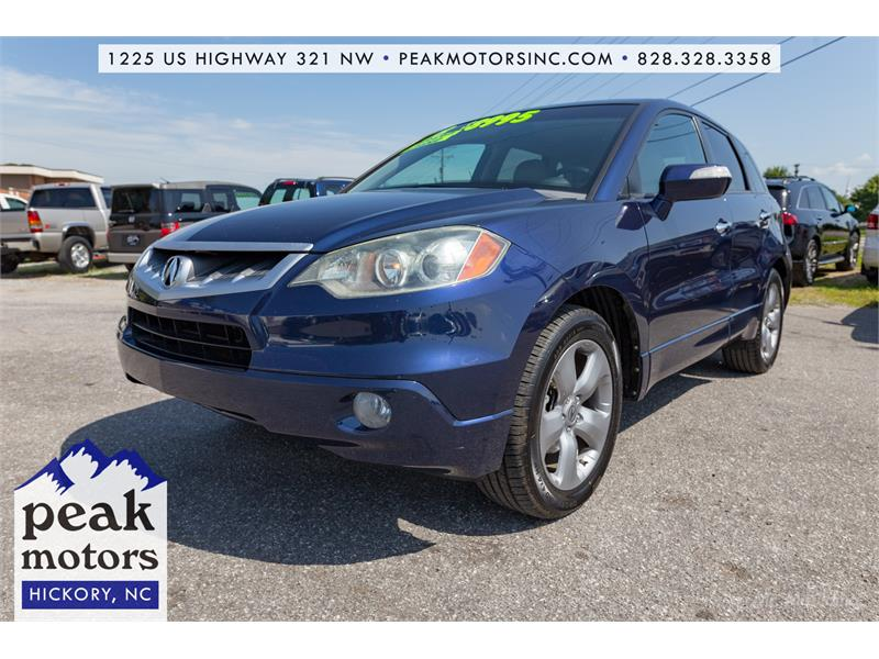 2008 Acura RDX Technology for sale by dealer