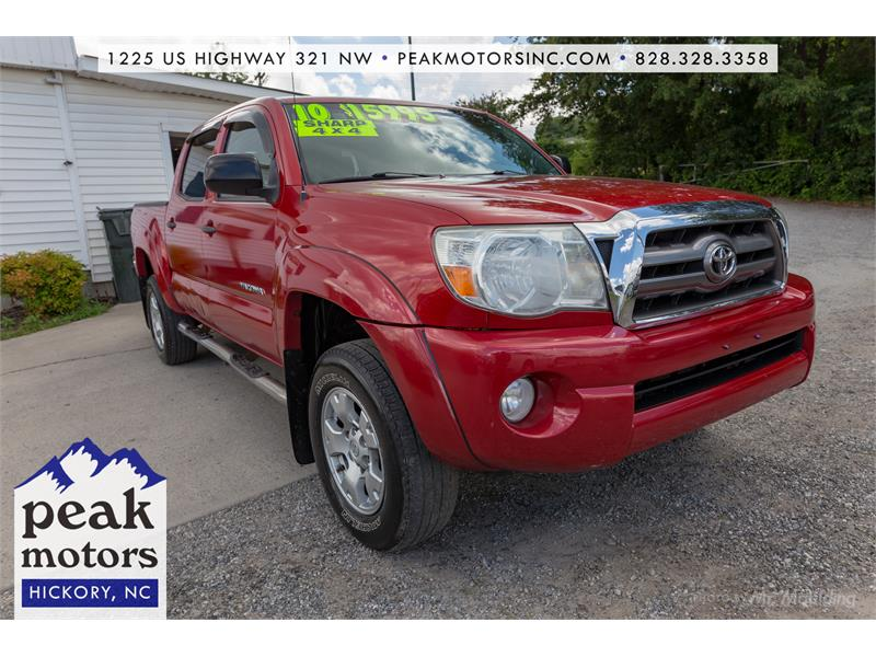 2010 Toyota Tacoma Double Cab for sale by dealer