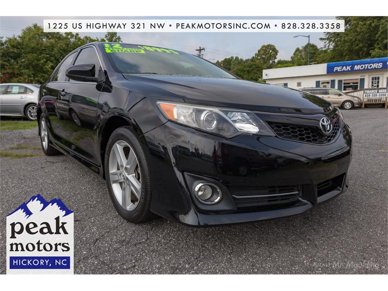 2012 Toyota Camry LE Hickory NC