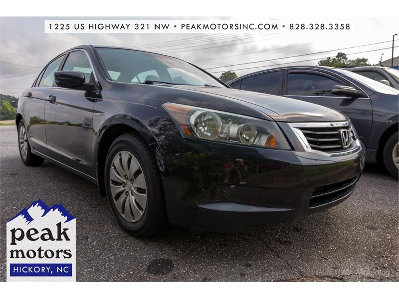 2008 Honda Accord LX Hickory NC