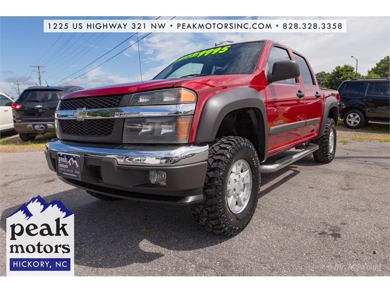 2004 Chevrolet Colorado Hickory NC