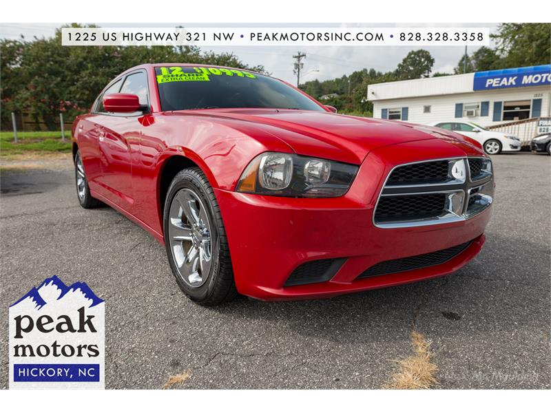 2012 Dodge Charger Hickory NC