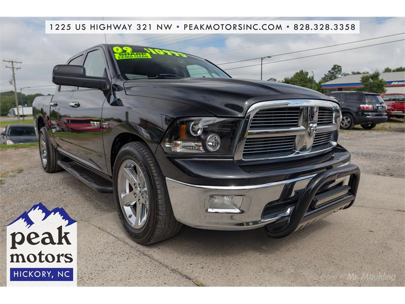 2009 Dodge Ram 1500 Big Horn Hickory NC