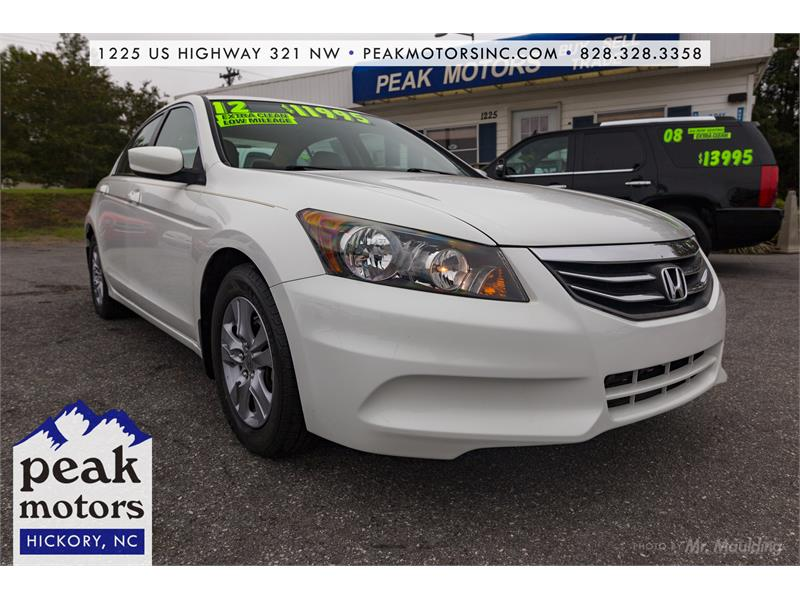 2012 Honda Accord SE Hickory NC