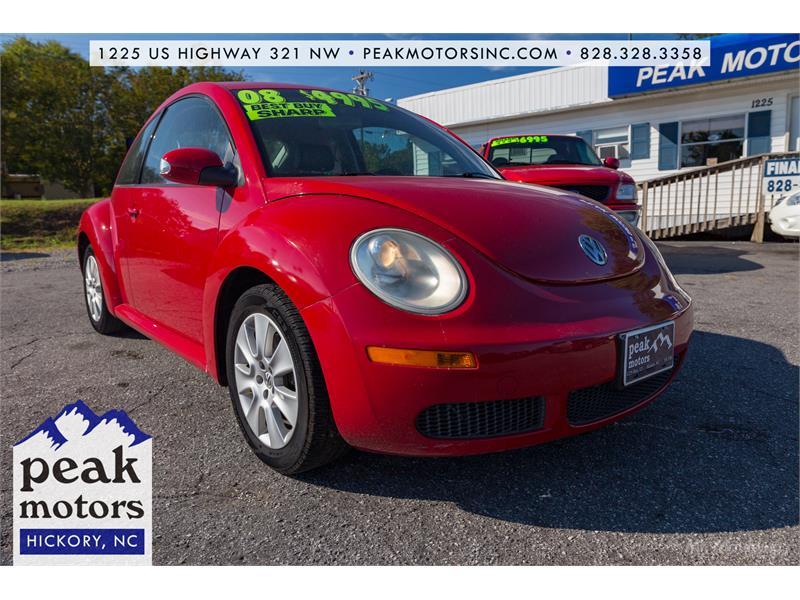 Volkswagen New Beetle In Hickory