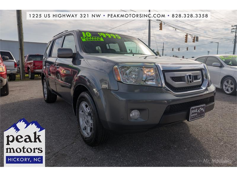 2010 Honda Pilot Touring for sale by dealer