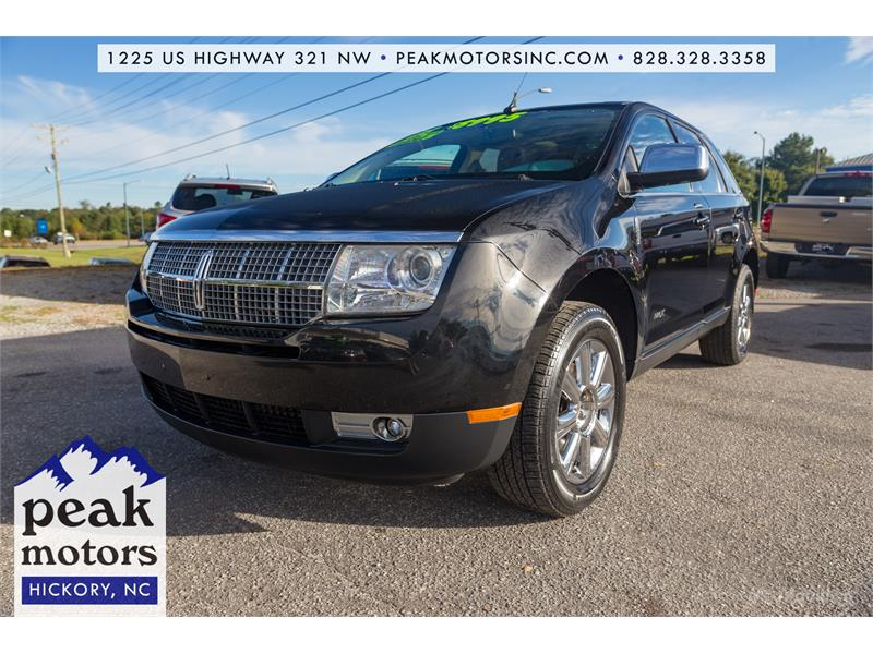 2008 Lincoln MKX for sale by dealer
