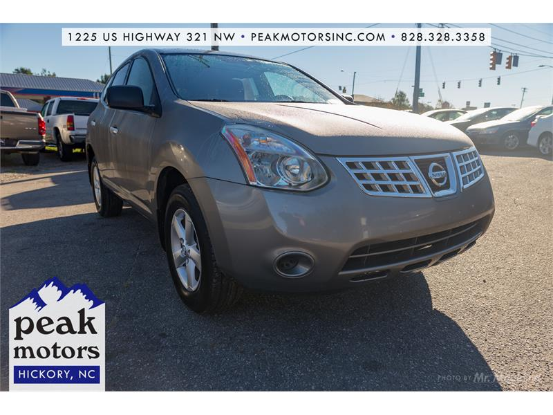 2010 Nissan Rogue S for sale by dealer