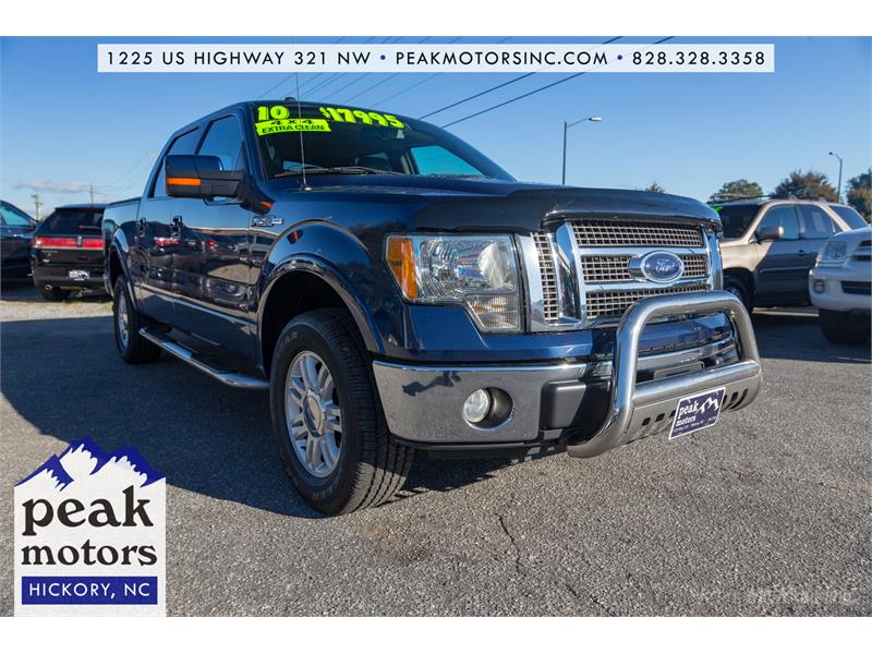 2010 Ford F-150 Hickory NC