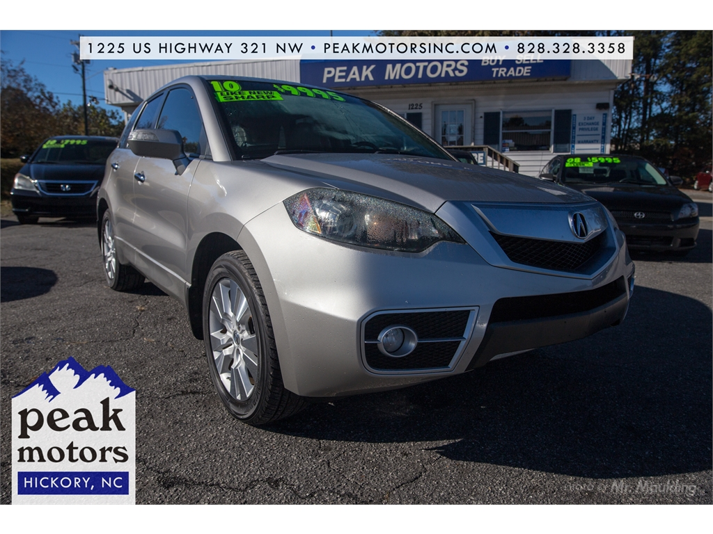 Acura RDX Technology in Hickory