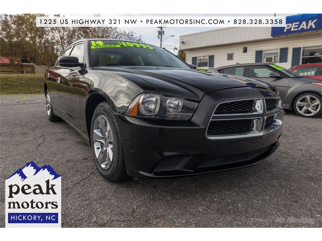 2014 Dodge Charger SE Hickory NC