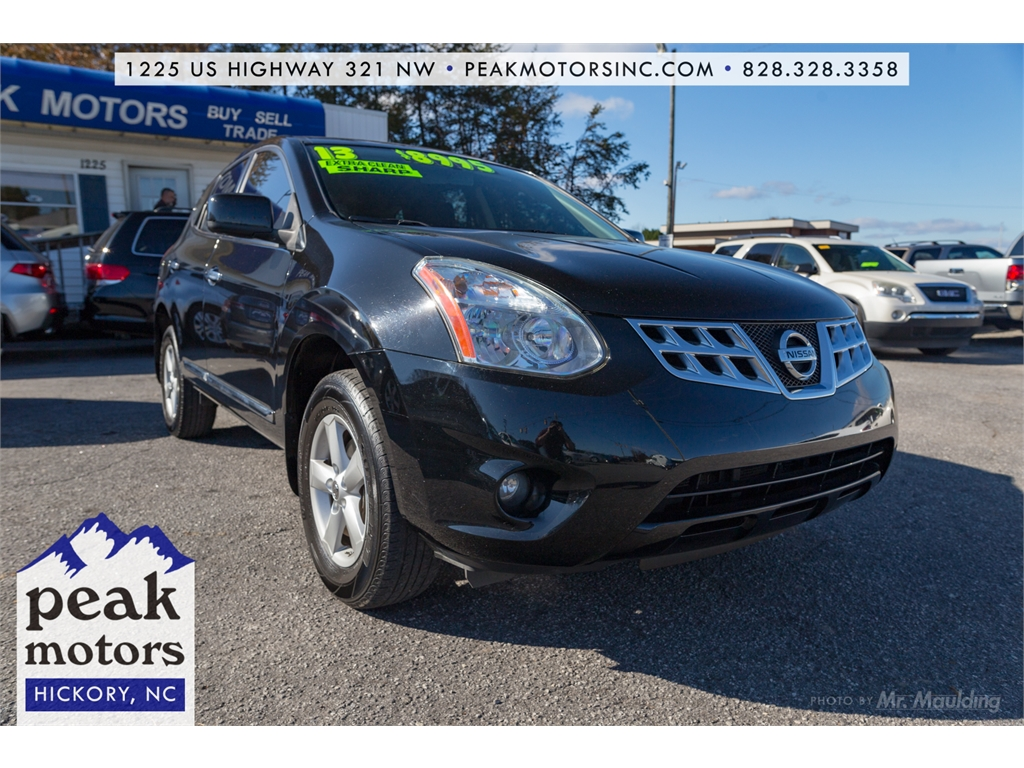 Nissan Of Hickory >> 2013 Nissan Rogue S In Hickory