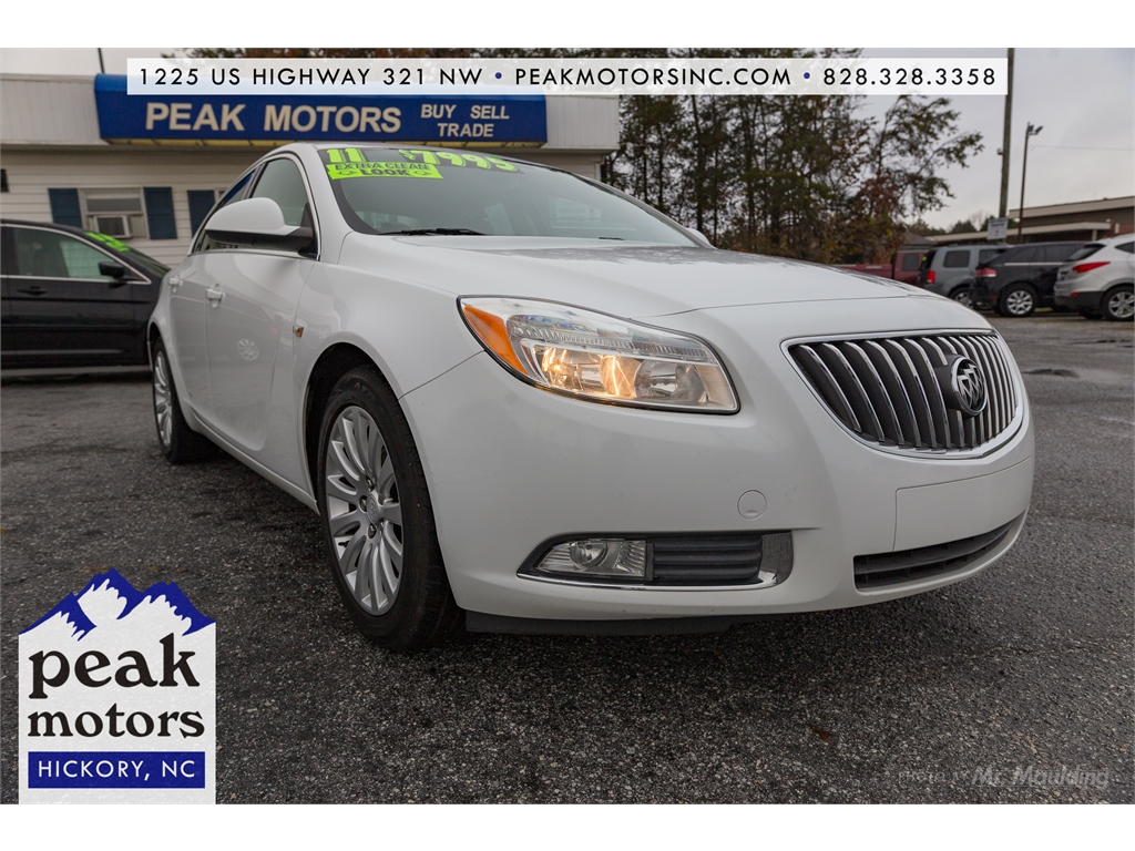 Buick Regal CXL in Hickory