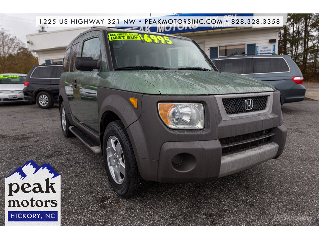 Honda Element EX in Hickory