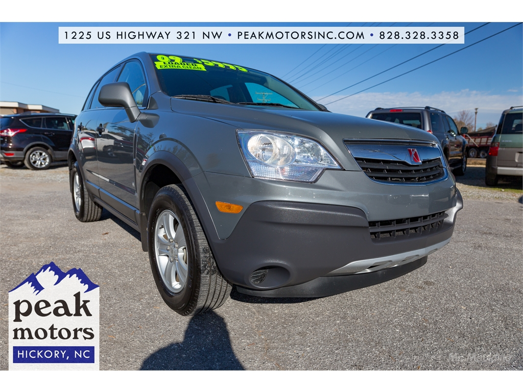 2009 Saturn Vue XE for sale by dealer