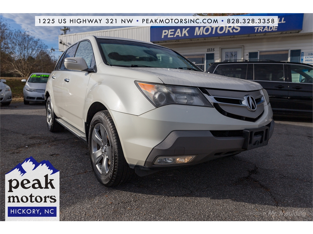 2007 Acura MDX Sport for sale by dealer