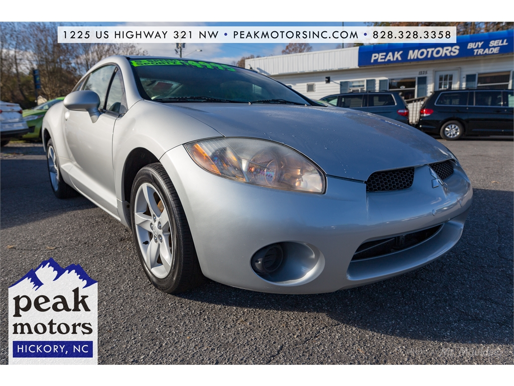 2006 Mitsubishi Eclipse GS for sale by dealer
