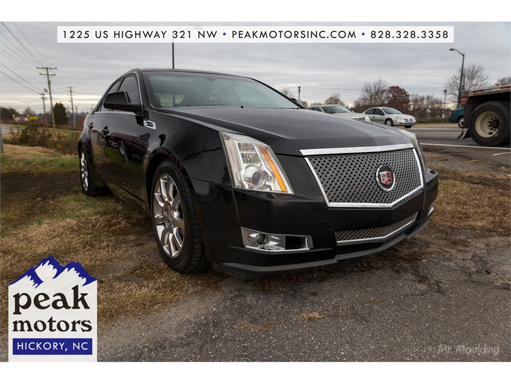 2009 Cadillac C/T CTS Hi Feature 4 for sale by dealer