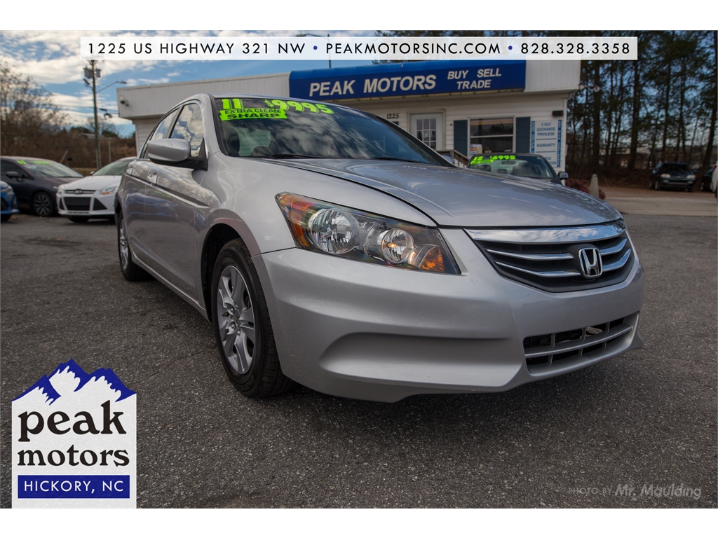2011 Honda Accord LX-P Hickory NC