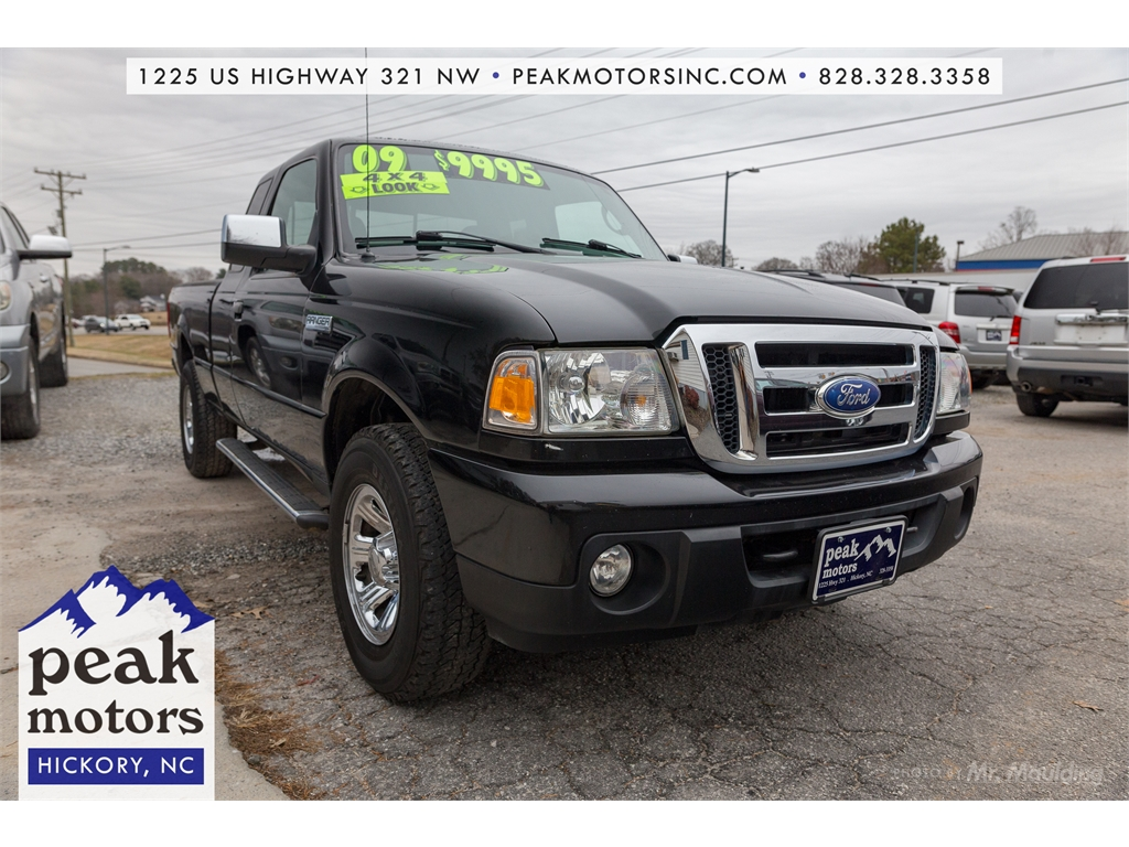 Ford Ranger XLT in Hickory