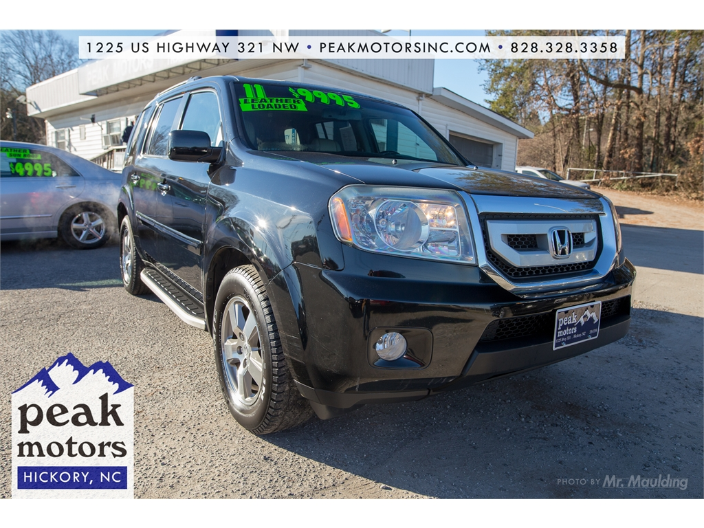 2011 Honda Pilot EXL for sale by dealer